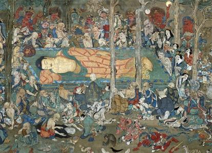 buddha-death
