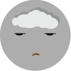 torpor-face